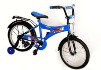 Велосипед 2-х кол. 1821A (алюм.колеса)