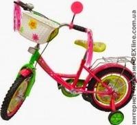 Велосипед 2-х кол. PROFI P1451F-B