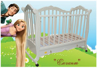 Детская кроватка Трия Элегант + 2 ящика