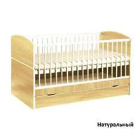 Детская кроватка Bartek II (натуральный)