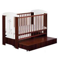 Детская кроватка Klups Giraffe + ящик