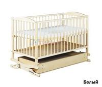 Детская кроватка Radek II (Польша) белый