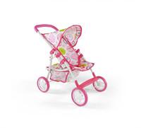 Коляска для кукол Milly Mally Natalia (pink)