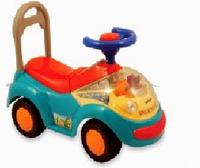 Машинка-каталка Alexis-Babymix 2108