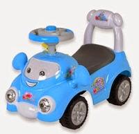 Машинка-каталка Alexis-Babymix Z-313