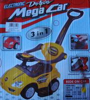 Машинка-каталка Alexis-Babymix Z-382