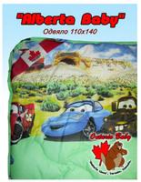 Одеяло Ontario Baby Alberta Baby (хлопок) 110х140