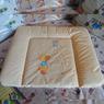 Коврик Ceba по уходу за детьми мягкий (85x70см)