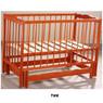 Детская кроватка Кузя-2
