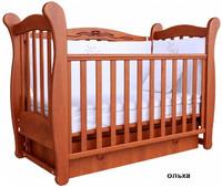 Детская кроватка Верес Соня ЛД-15
