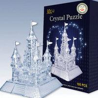 "Пазлы 3D- кристалл ""Замок""  105дет"