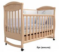 Детская кроватка Верес Соня ЛД-4
