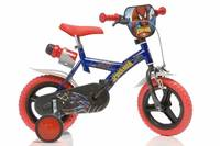 Велосипед Dino Bikes Spiderman 16""