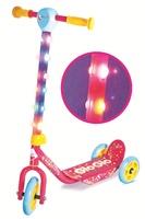 Скутер-самокат Glo Glo зі світлом