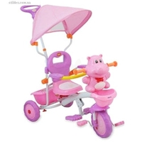 Велосипед 3-х кол. Alexis hippo