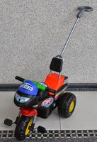 Мотоцикл Alexis-Babymix 3х колесный Police