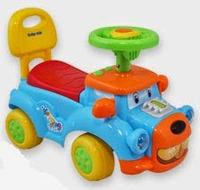 Машинка-каталка Alexis-Babymix HZ-556