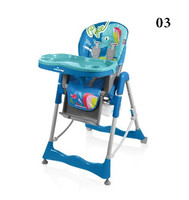 Стульчик для кормления Baby Design Pepe Colors