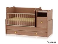 Детская кроватка-трансформер Bertoni TREND PLUS