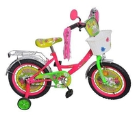 Велосипед 2-х кол. PROFI P1651F-B