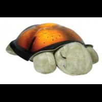 Ночник Черепаха Cloud-B муз/свет (голубая)