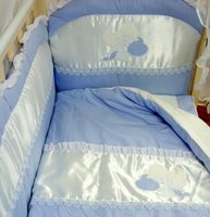 Детский постельный комплект Ассоль Ангел
