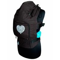Эргономичный рюкзак Темный шоколад