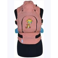 Эргономичный рюкзак Веселый жирафик