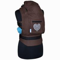 Эргономичный рюкзак Шоколад (без сетки)