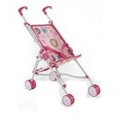 Коляска для кукол Milly Mally Julka (pink)