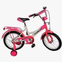 Велосипед 2-х кол. PILOT PL1634