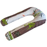 U-образная подушка для беременных Бамбук