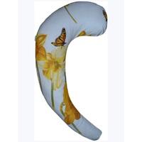 С-образная подушка для беременных Нарциссы