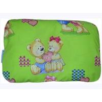 Ортопедическая подушка для новорожденных + съемная наволочка Медвежата