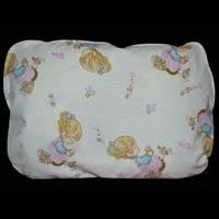 Ортопедическая подушка для новорожденных + съемная наволочка Девочки