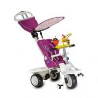 Велосипед Smart Trike Recliner Stroller 4 в 1 з ігровою панеллю