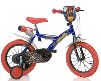 Велосипед Dino Bikes Spiderman 12""